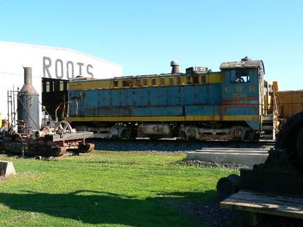CWR #53 at Roots of Motive Power