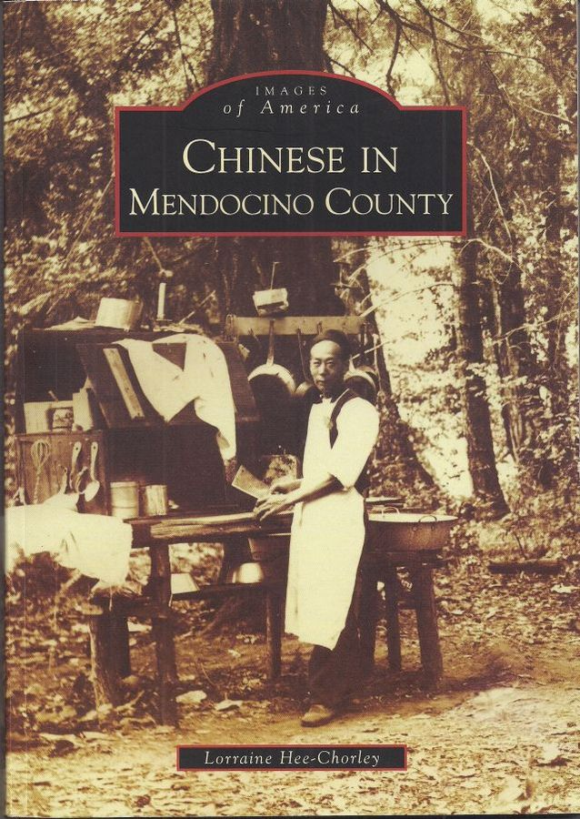 Chinese in Mendocino County Book Cover