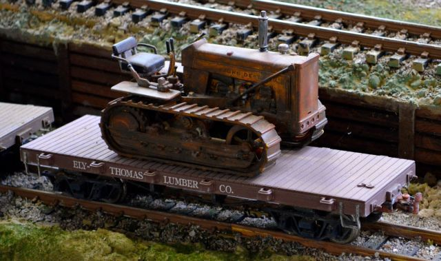 Day 2 of our G-Scale Model Train being open to the Public