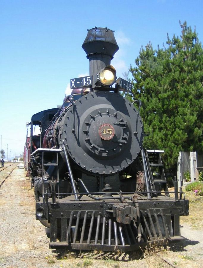 CWR #45 at Fort Bragg