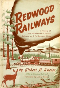 Cover of Redwood Railways