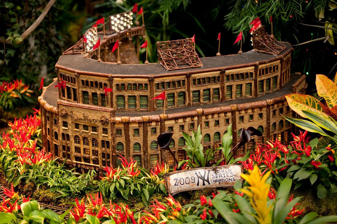 holiday season model railways you can visit in the new york area