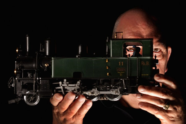G Scale German loco