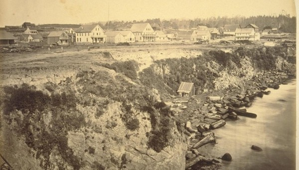 Mendocino in William Heeser's day