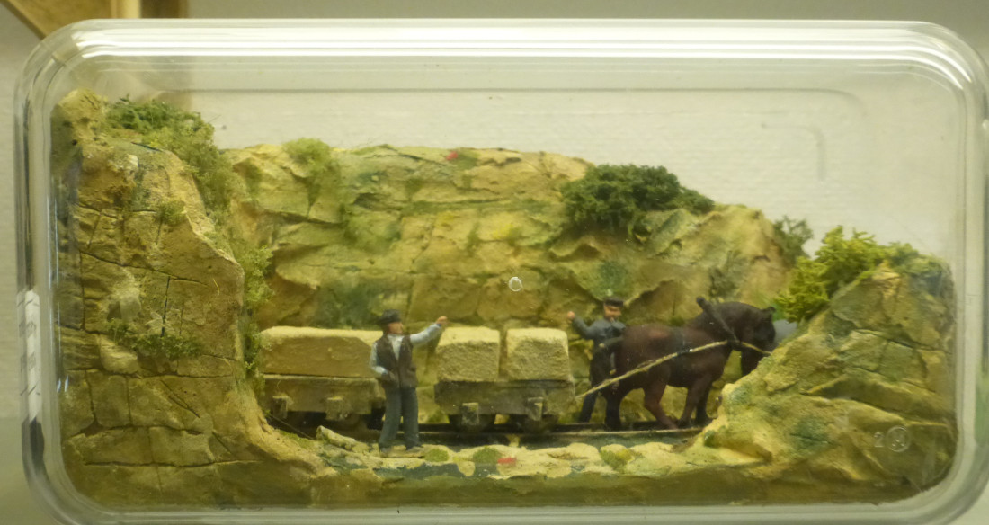 Second Diorama in a Chocolate Box