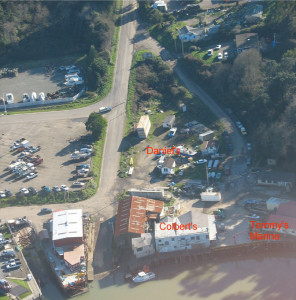 2006 Aerial View of South Harbour Drive