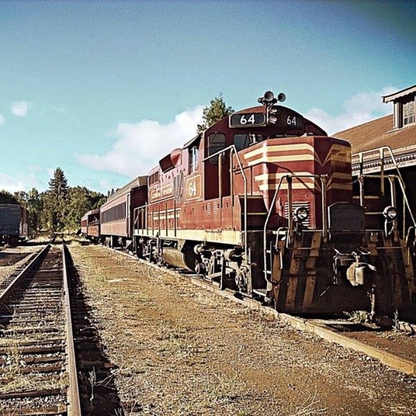 CWR #64 with consist