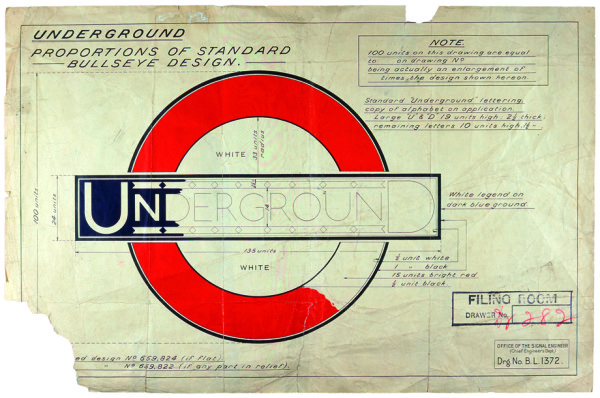 The iconic roundel - its design