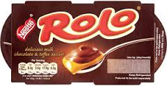 Rolo Pudding Packet