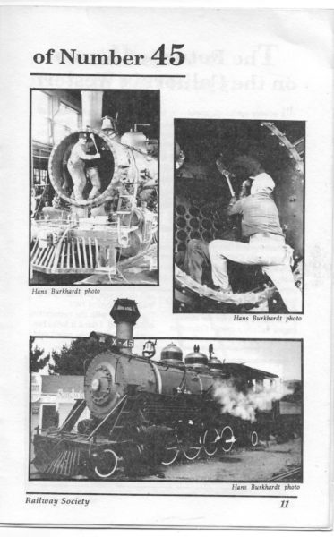 Pics of the Transformation of CWR's #45 in 1988  Page 2