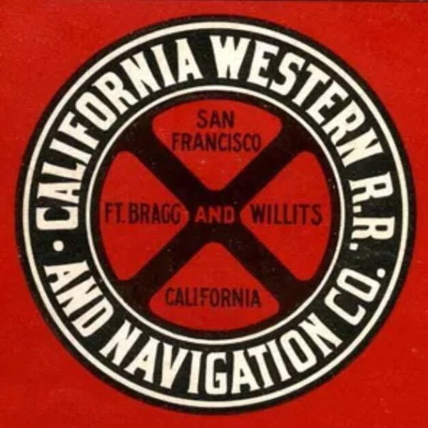 California Western Railroad and Navigation Company