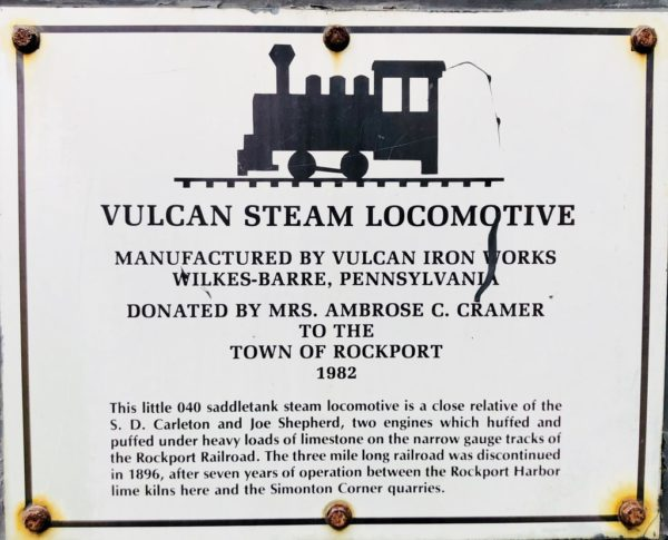 Sign telling of the Vulcan