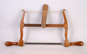 Fine wood working Bow saw