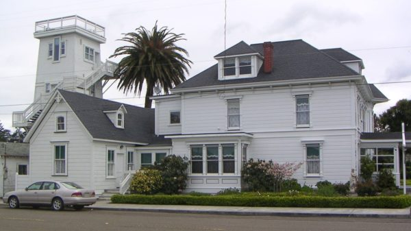 The Weller House today