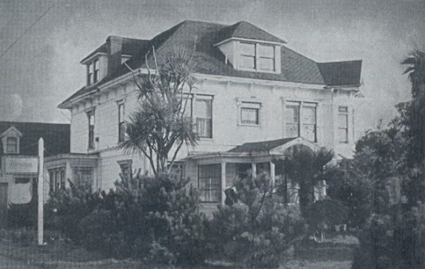 Weller House when it was a museum