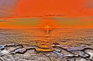 Sunset on the Mendocino Coast #9