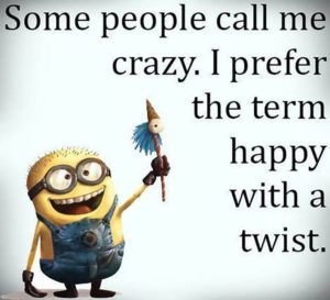 Minion saying #12