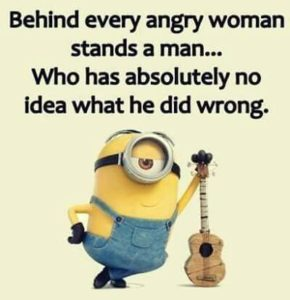 Minion saying #3