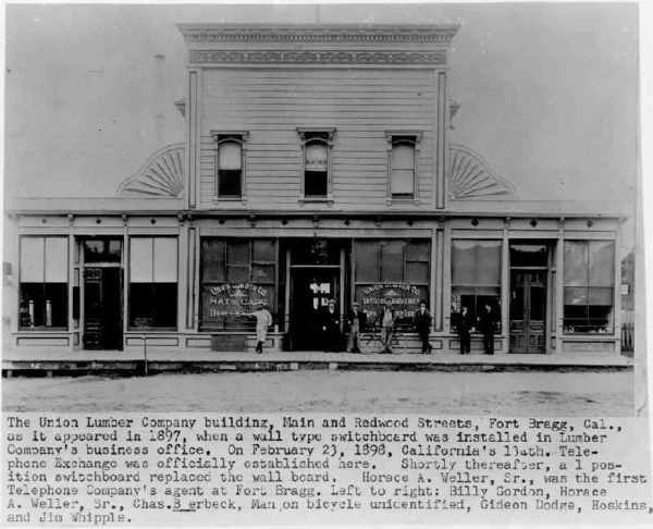 First Union Lumber Company Store
