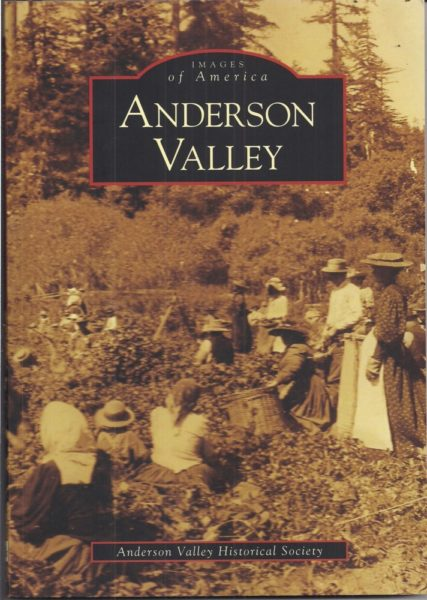 Book - Anderson Valley - One of the Arcadia Series