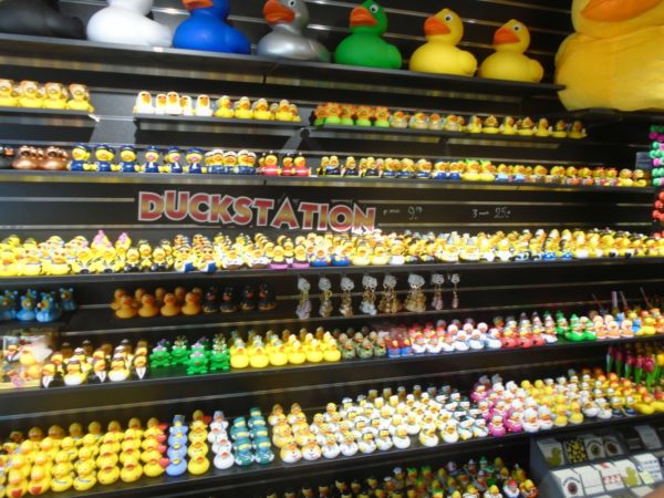Rubber duck anyone?