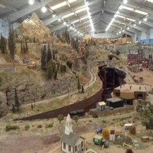Point Richmond Model Railroads #1
